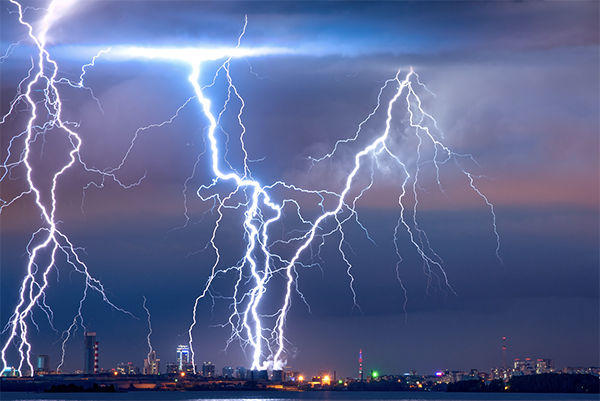 Thunderstorms and Lightning 1