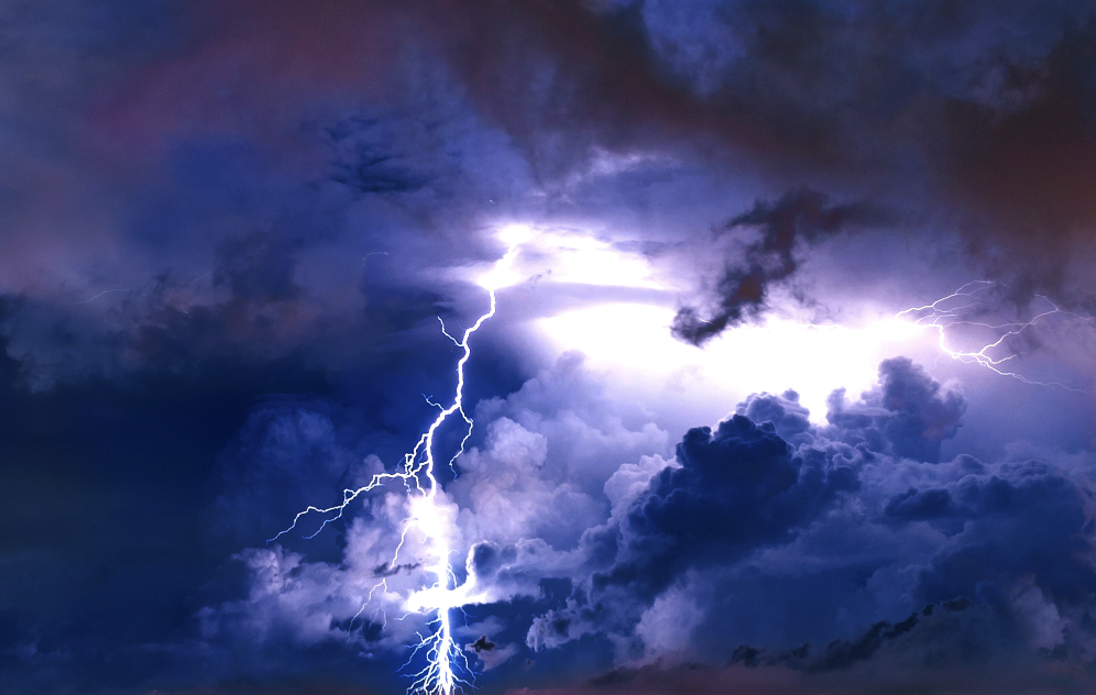 Thunderstorms and Lightning 4